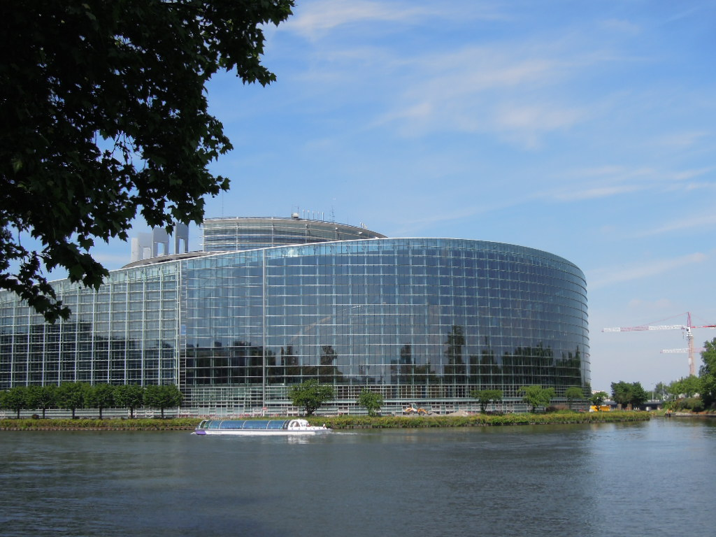 Strasbourg - Le Parlement