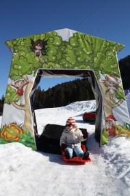 Wiidoo Gliss : paradis pour les enfants