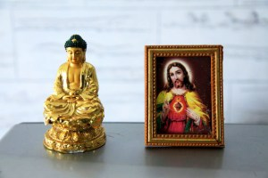 Jesus et Budhha