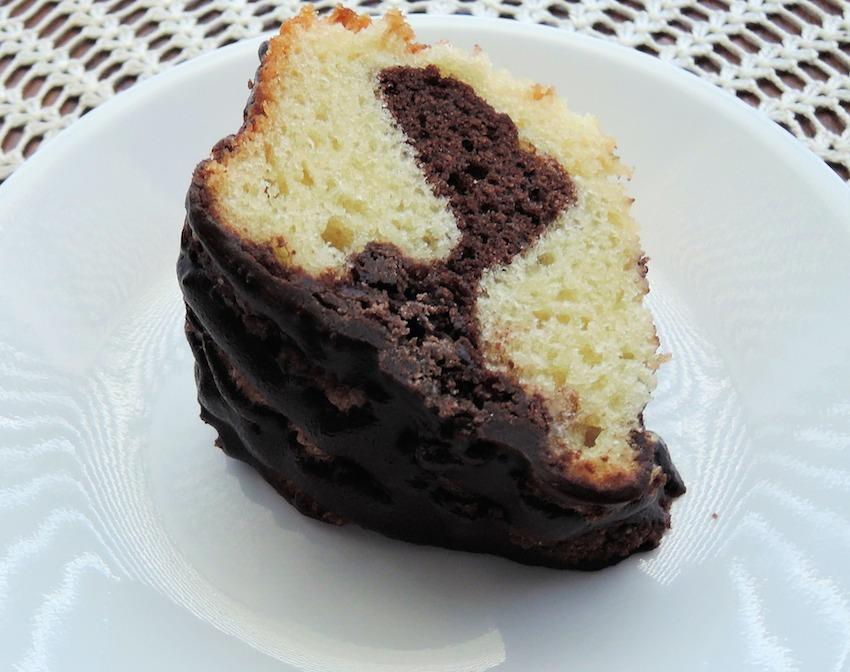Le meilleur marbré au chocolat Sans Gluten et Sans lait du MONDE.