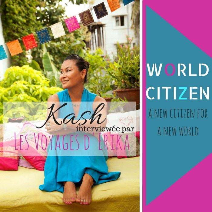 WORLD CITIZEN Kash