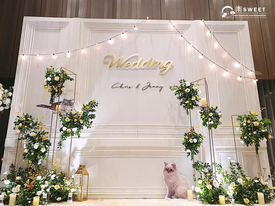 萊特薇庭 - 樂SWEET 婚禮佈置