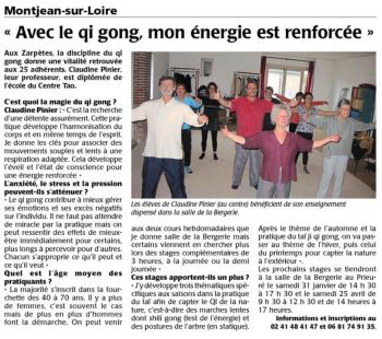 article qi gong décembre 2014