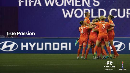 Hyundai fait partager sa passion du foot aux Z'enfants