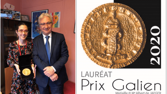 Le prestigieux Prix Galien récompense Les Z'enfants de l'Auto