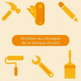 Catalogue de la banque d'outils