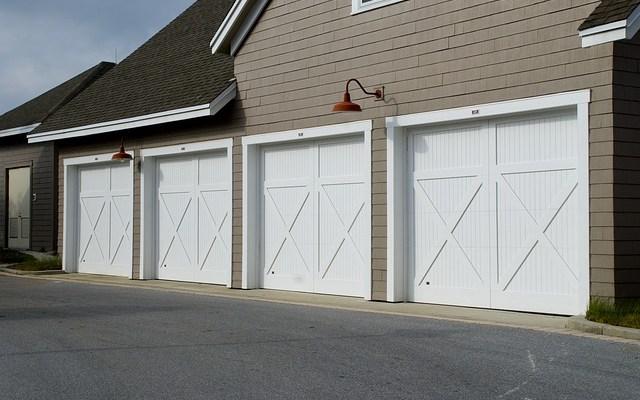Factors affecting type of garage door sizes