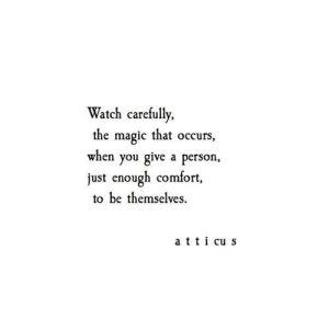 Atticus gedicht