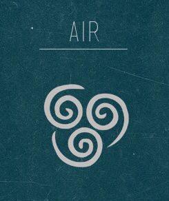 Celtic aarde symbool pentagrammen letarot
