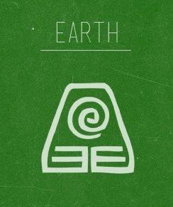 Celtic aarde symbool Pentagrammen Letarot.nl