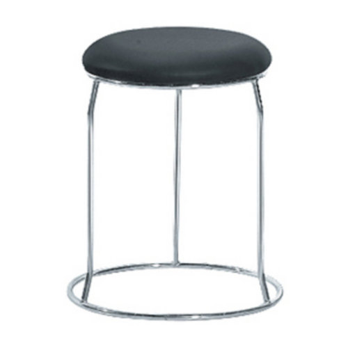 steel chair for office wheelchair meaning in hindi stainless dining round leisure cheap enlarge image