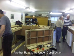 Another Baseboard Under Construction