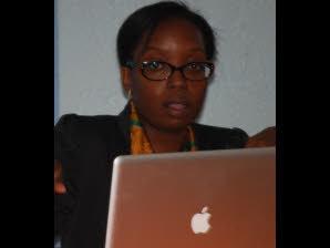 Marie Aboussa a été chargée par la présidence de la fédération ADMR 29 de mettre en oeuvre les groupements de coopération sociale et médico-sociale. (Photo Loïc L'Haridon)