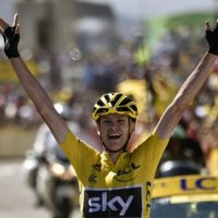 Chris Froome positif!