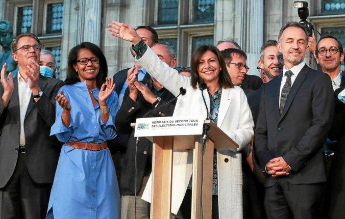 Abstention Philippe Au Havre Hidalgo à Paris Ce Qu Il