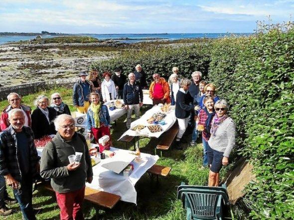 Après une saison d'été blanche, les activités vont reprendre sur l'île Wrac'h.