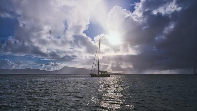 la Martinique en bateau