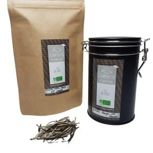 Thé blanc de Chine Faya 1er Grade - Thé Blanc Bio - Le Temps du Thé