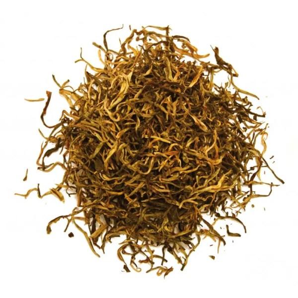 Thé noir bio - China Yellow Huang Long 1st Grade