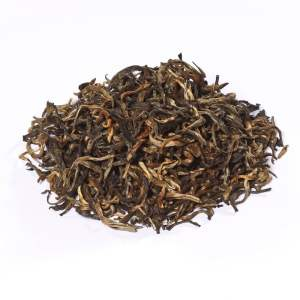 Thé noir bio - Thé Yunnan Tuocha bio de Chine