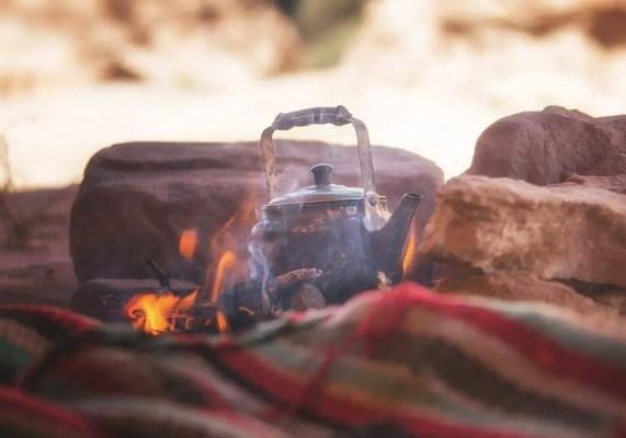 thé et bouddhisme