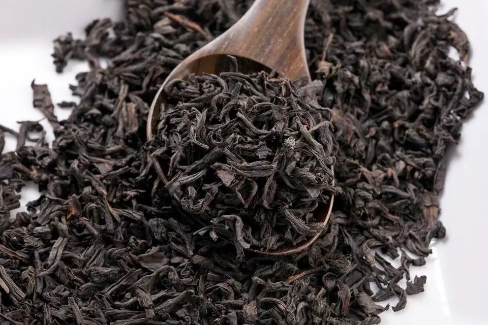 thé noir bienfaits