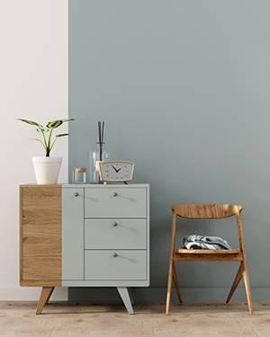 peinture meuble facile repeindre un