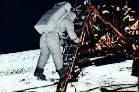 neil armstrong first step