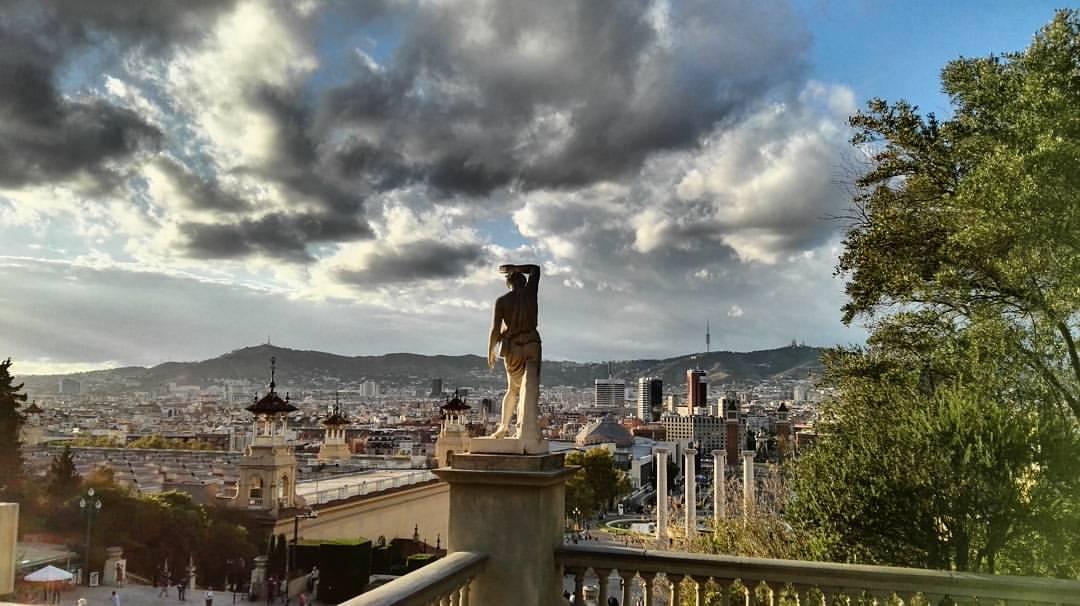 Život v Barceloně