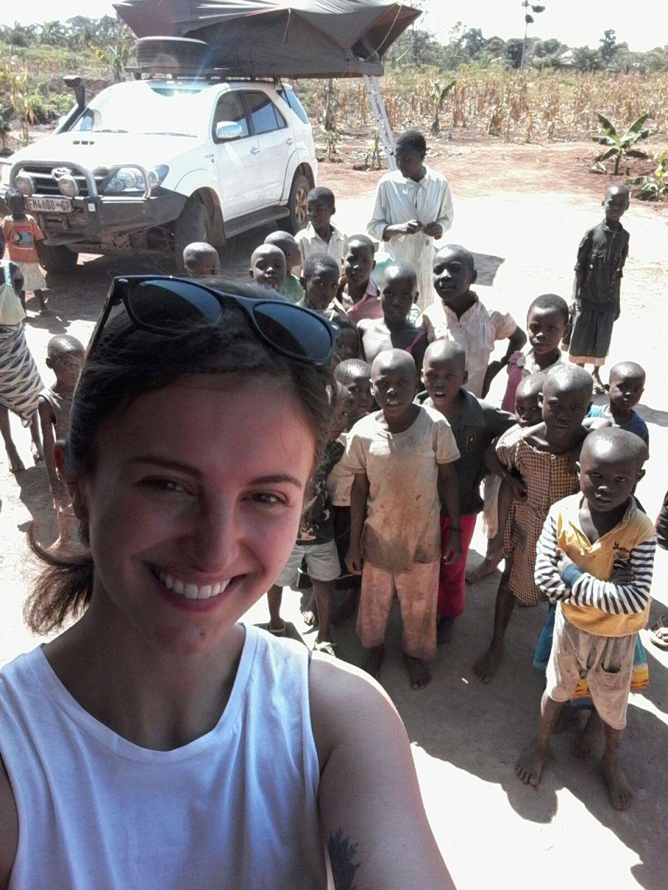 Patricie v Ugandě