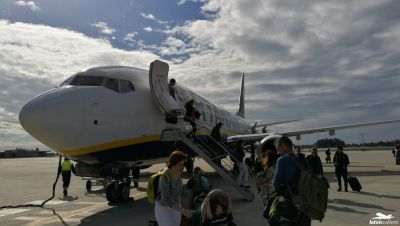 Ryanair se v Česku rozrůstá, přibudou nové linky do Španělska a Krakova