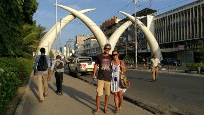 Mombasa, Keňa – Je to vůbec Afrika?