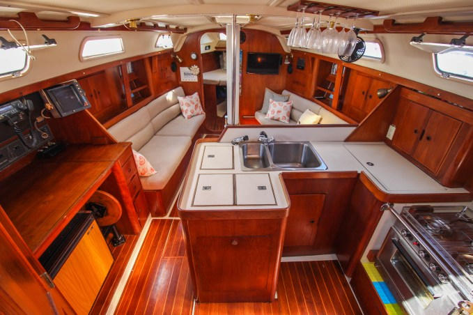 ainside boat pic-11