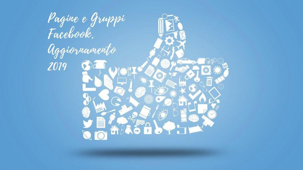 come commentare nei gruppi come pagine facebook