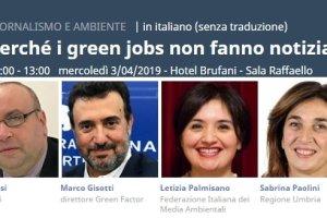 ijf19 green jobs non fanno notizia festival perugia 2019