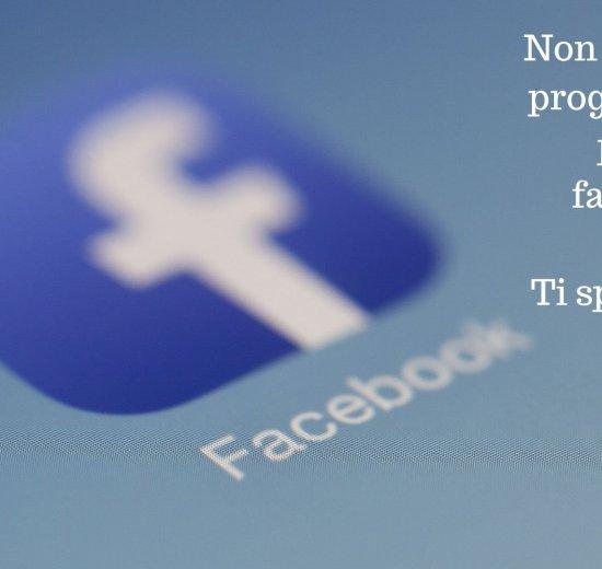 programmare post facebook se te li salva solo in bozza