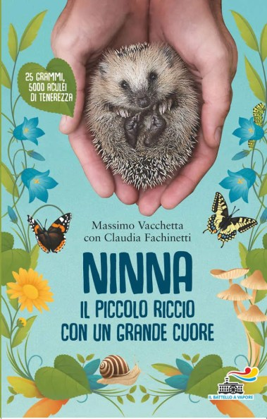ninna il piccolo riccio con un grande cuore recensione libro 2019