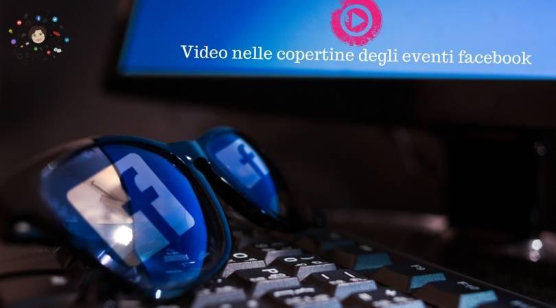pubblicare un video nella copertina di un evento facebook