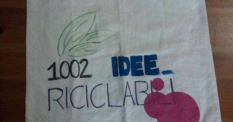 1002 idee riciclo