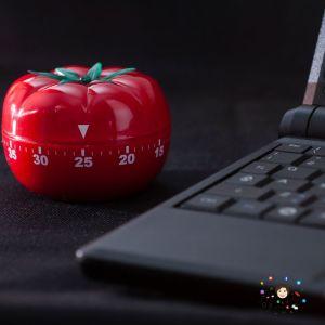 rimanere concentrati con la tecnica del pomodoro digital detox