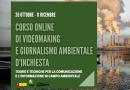 corso video marketing e giornalismo ambientale