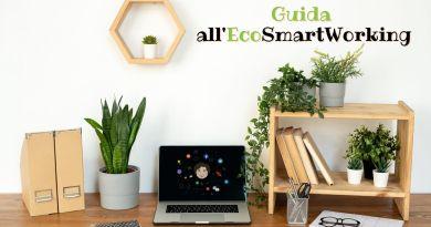 come allestire una postazione di lavoro green a casa e lavorare in armonia col pianeta