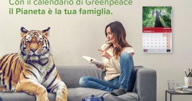 greenpeace calendario 2021