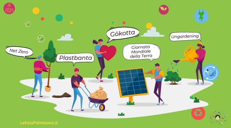 giornata mondiale terra earthday parole sostenibilità