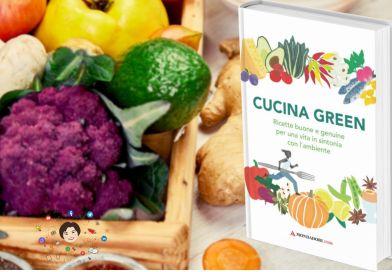 Leggere ci fa crescere… ecosostenibili e imparare la Cucina Green!