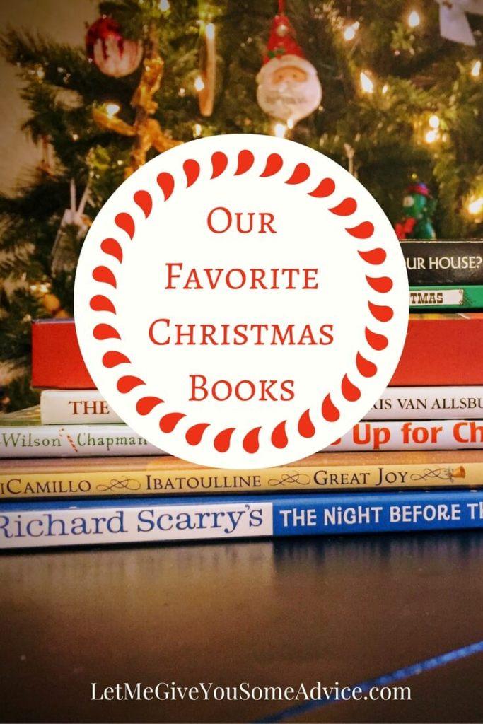 Christmas Books For Families
