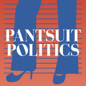 Pantsuit Politics podcast icon from iTunes