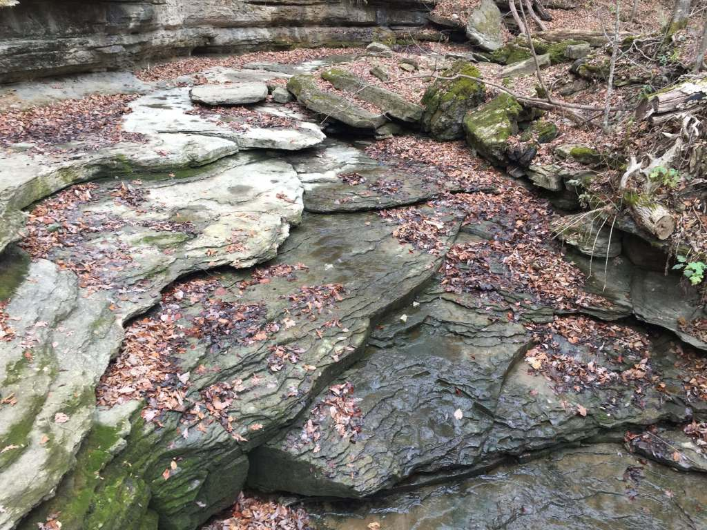 Clifty Falls State Park Little Clifty Falls