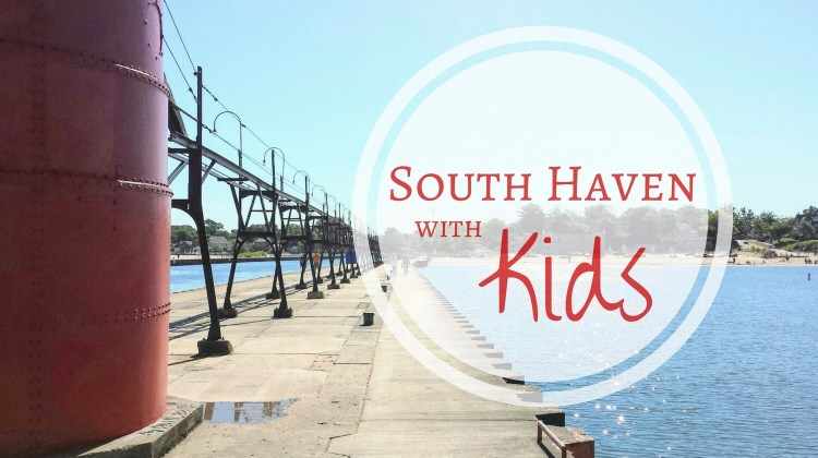 South Haven, Michigan with Kids
