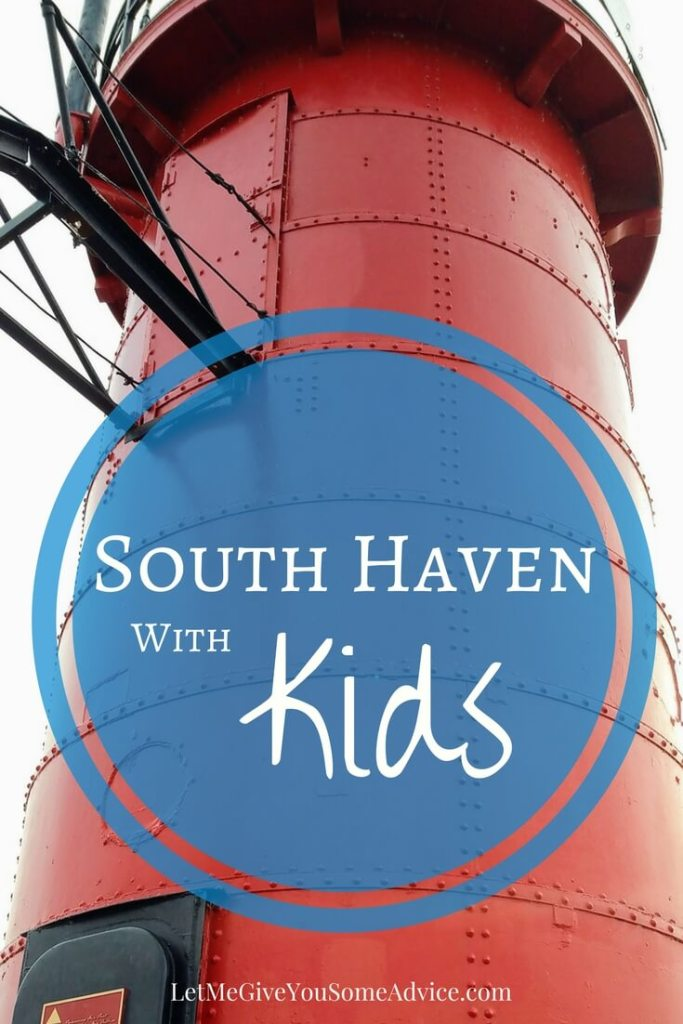South Haven Michigan with Kids from Let Me Give You Some Advice